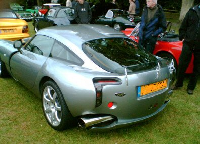 TVR at the Carrington Arms Nr Leicester